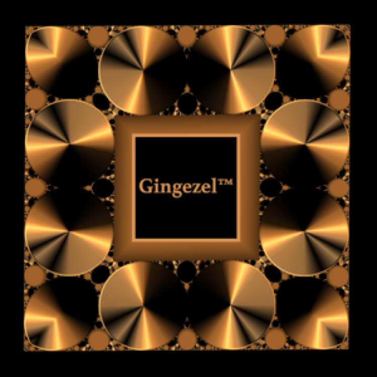 The Gingezel Logo